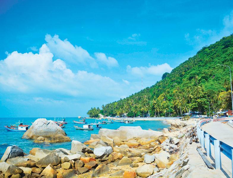 Kiên Giang nổi tiếng với những hòn đảo vô cùng tuyệt đẹp