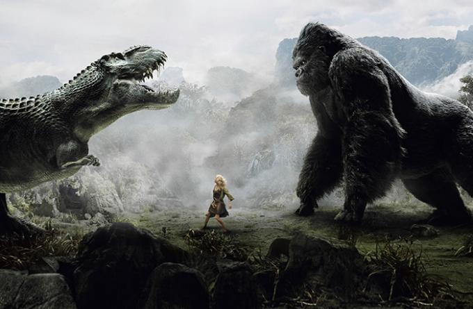 Vịnh Hạ Long là địa điểm diễn ra những cảnh quay trong bộ phim bom tấn thế giới - King Kong 2