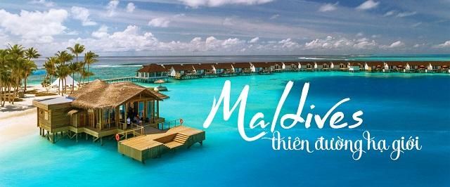 Kinh nghiệm du lịch Maldives cho những ai chưa rành