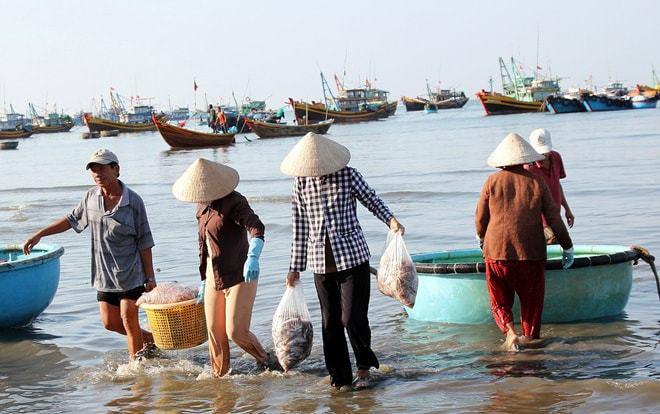 Người dân Phú Quốc hiền hòa mến khách