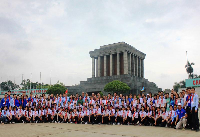 Nhớ ghé thăm lăng Chủ tịch Hồ Chí Minh khi đến du lịch Hà Nội lễ 2/9