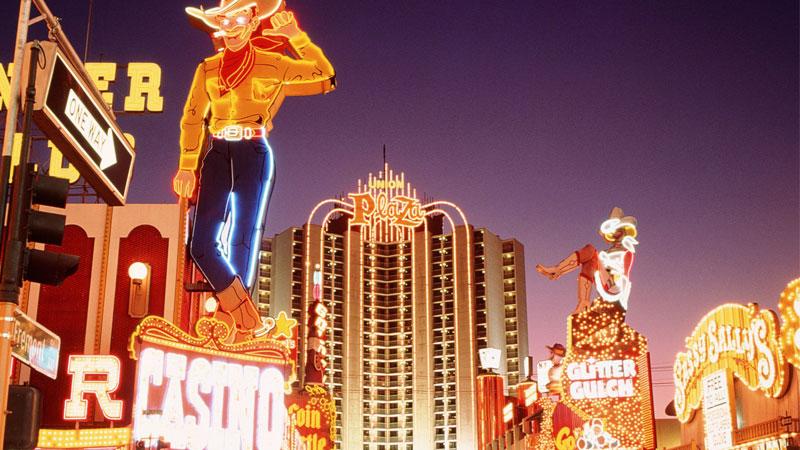 Las Vegas với những casino nổi tiếng được mệnh danh là thành phố không ngủ