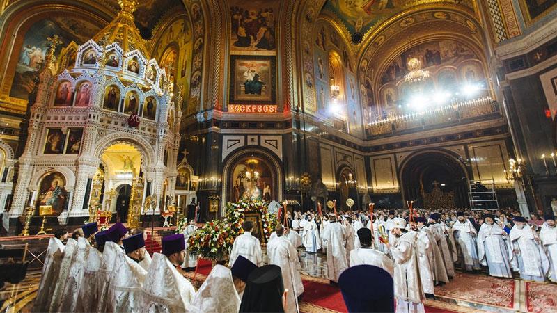 Lễ hội phục sinh cầu mong những điều may mắn