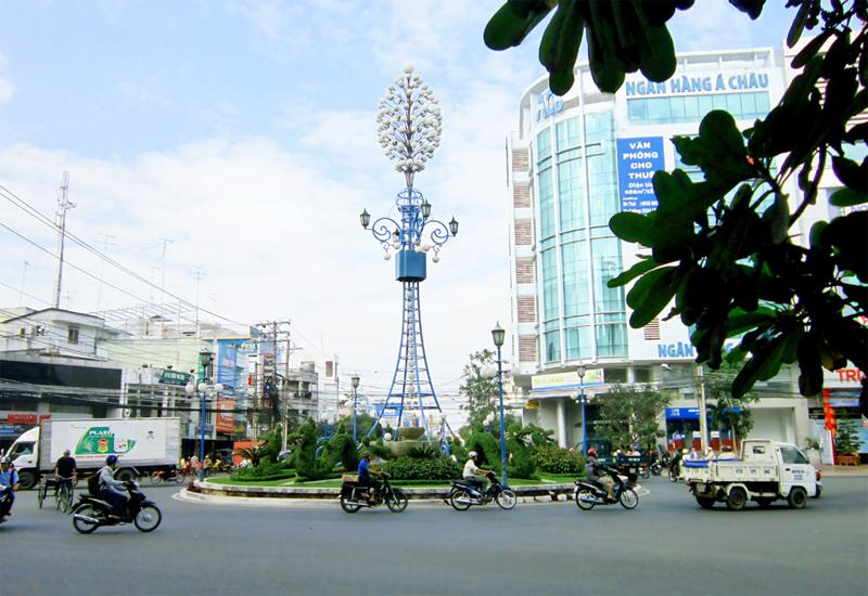 Thành phố Long Xuyên