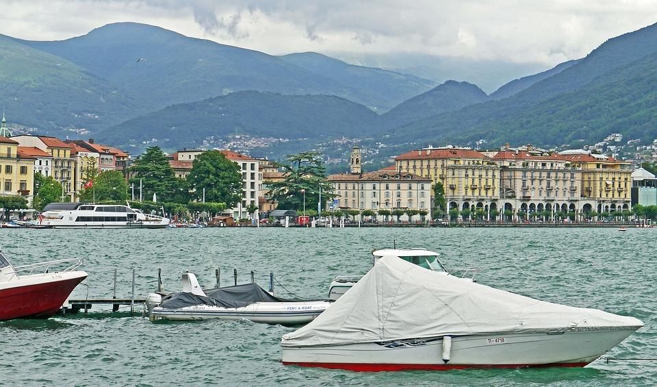 Du lịch Thụy Sĩ khám phá Lugano