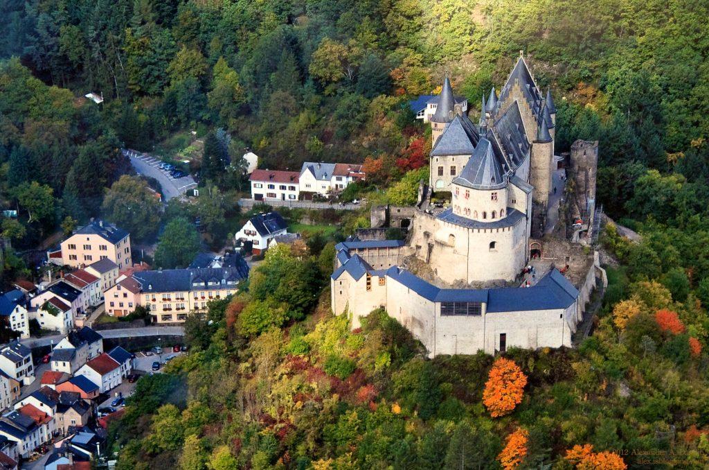 Luxemburg với cái nhìn tổng quan