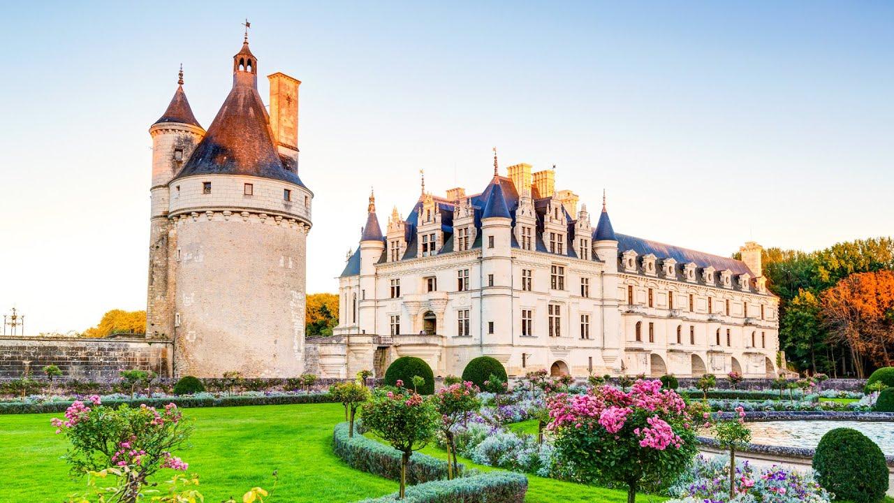 Du lịch Pháp - Thung lũng Loire