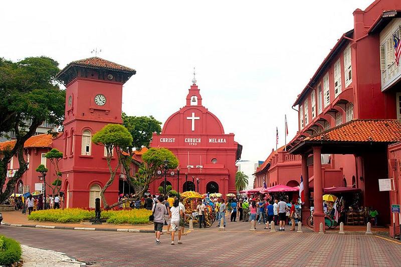 Malacca - điểm đến hấp dẫn của Malaysia