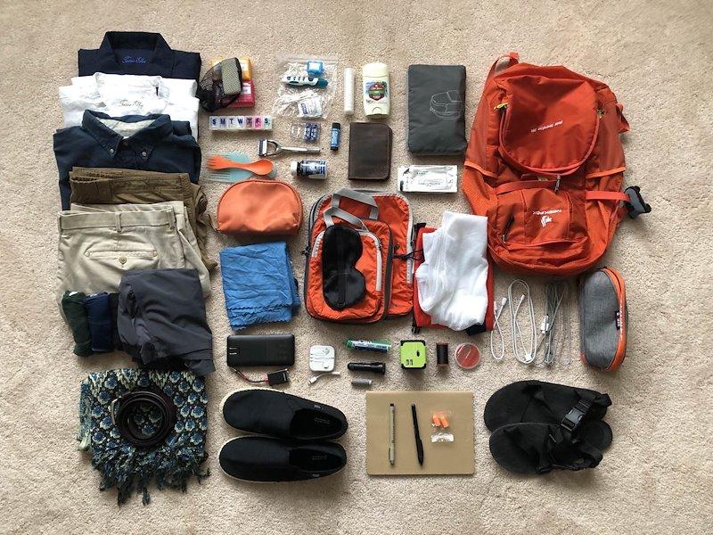 Cần chuẩn bị đầy đủ vật dụng khi du lịch Nhật Bản vào mùa Thu