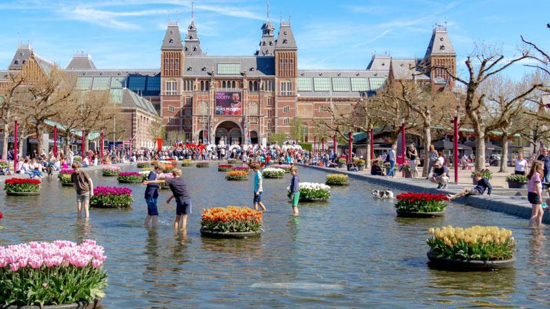 Mỗi mùa ở Hà Lan mang một vẻ đẹp riêng