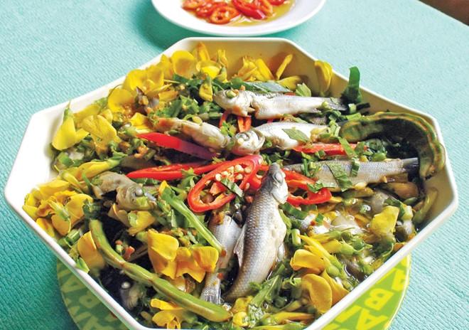 Món cá linh