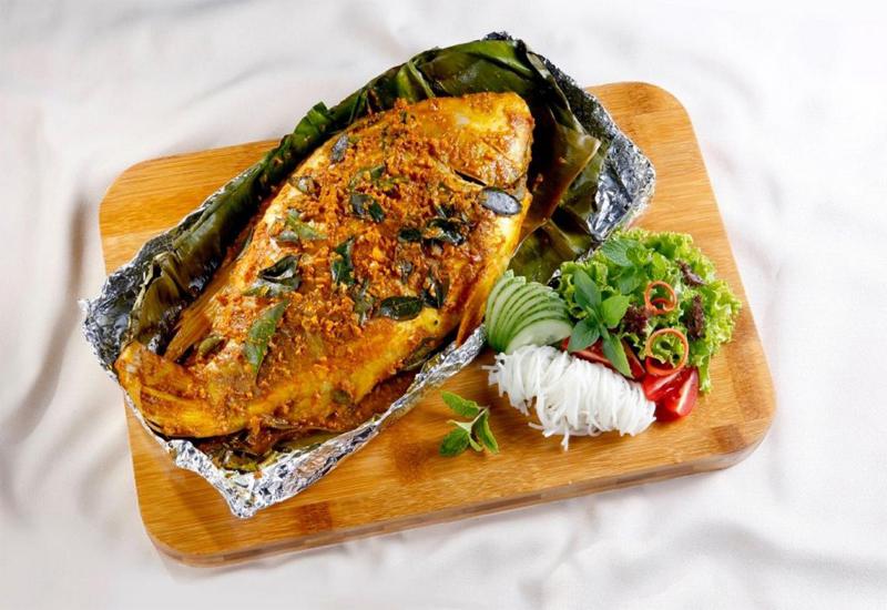 Món cá xương xanh