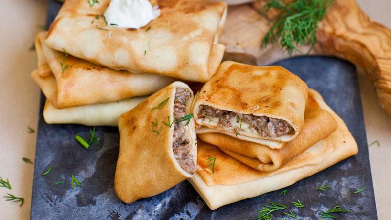 Món bánh đặc trưng của Nga Blin