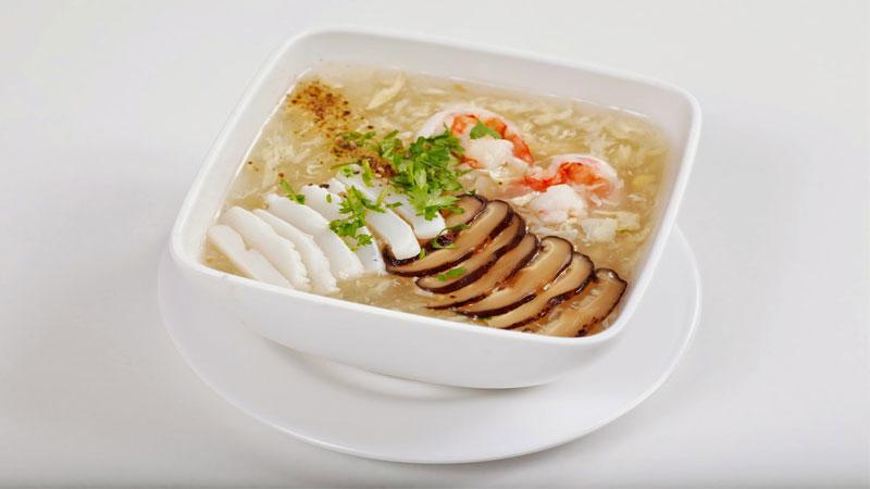 Món súp ngon nhất nước Mỹ được làm từ nguyên liệu tươi ngon