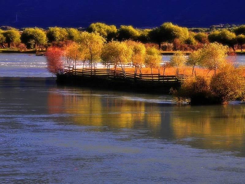 Thời gian nào du lịch Tây Tạng là đẹp nhất?