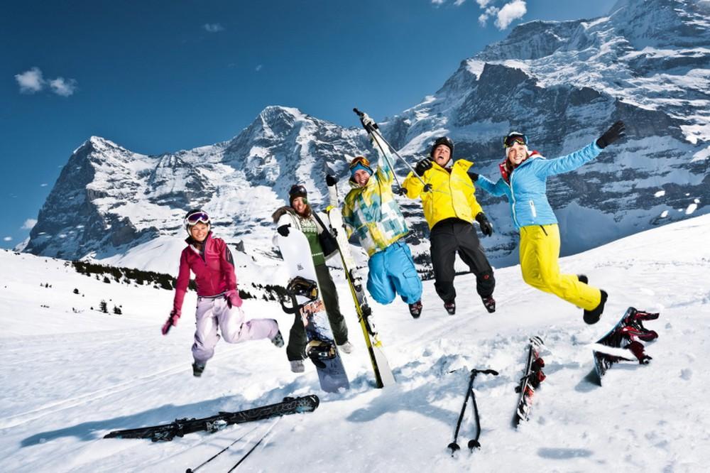 Du lịch Thụy Sĩ mùa Đông