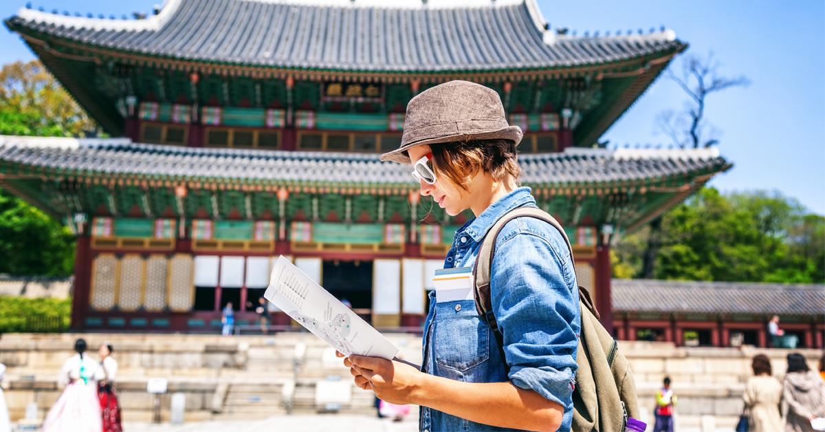 Du lịch mùa hè Hàn Quốc rực rỡ và sôi động
