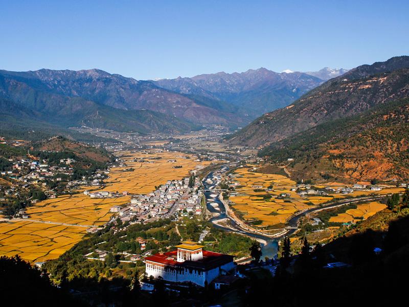 Du lịch mùa thu Tây Tạng