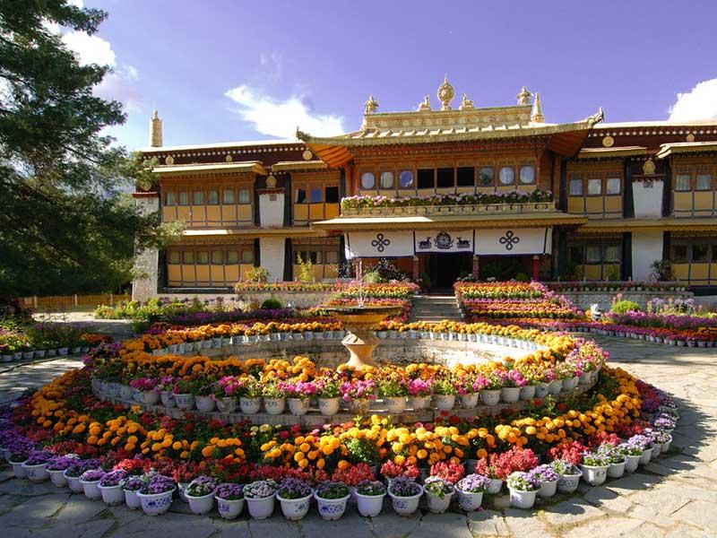 Tour du lịch Tây Tạng mùa thu