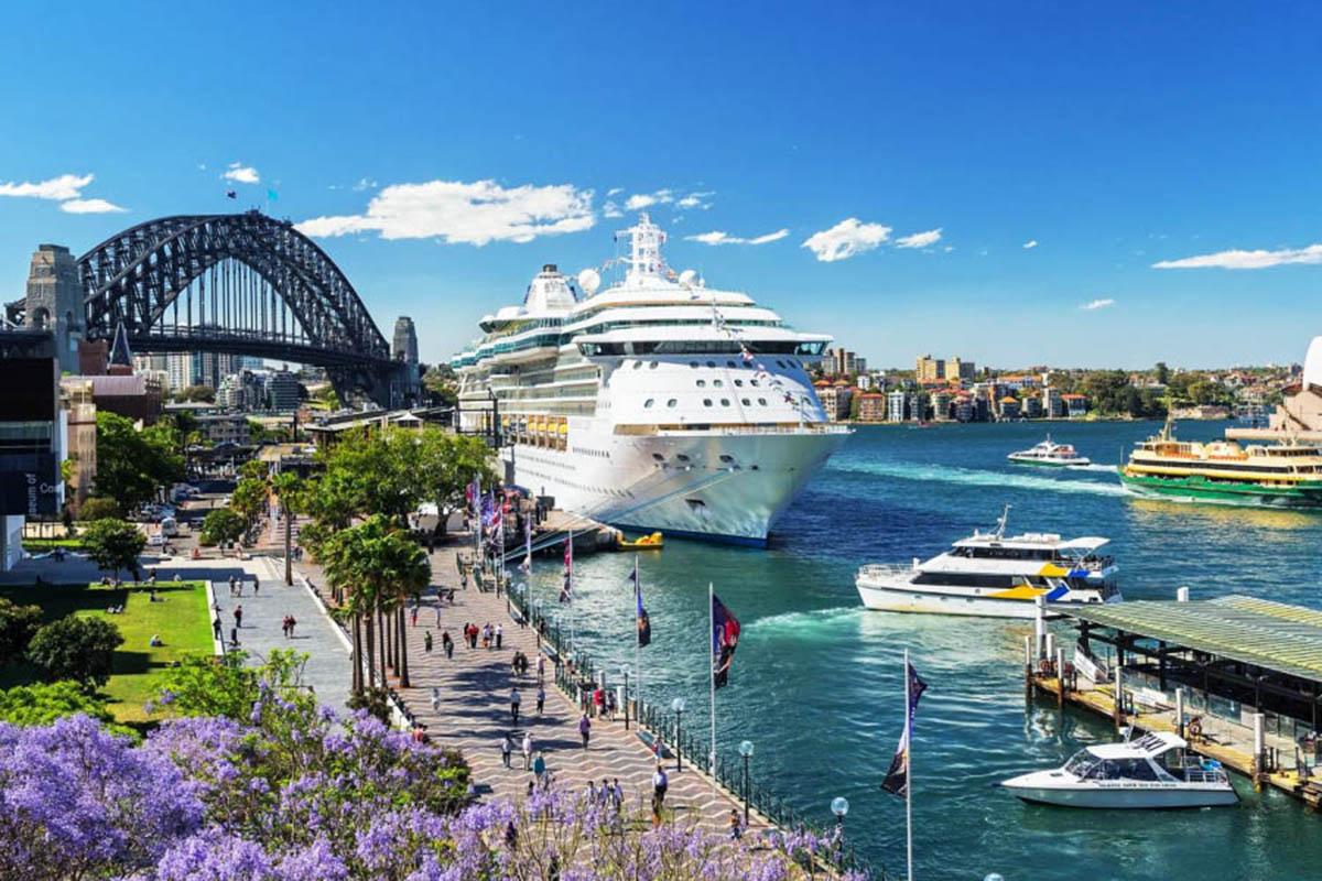 Du lịch mùa xuân Sydney
