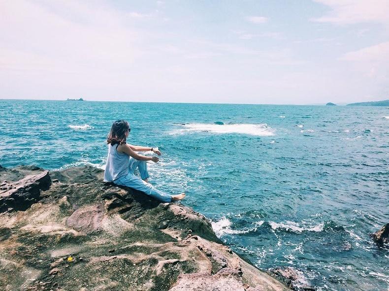 Đừng quên đến khám phá mũi Gành Dầu khi đi du lịch Phú Quốc tết dương lịch