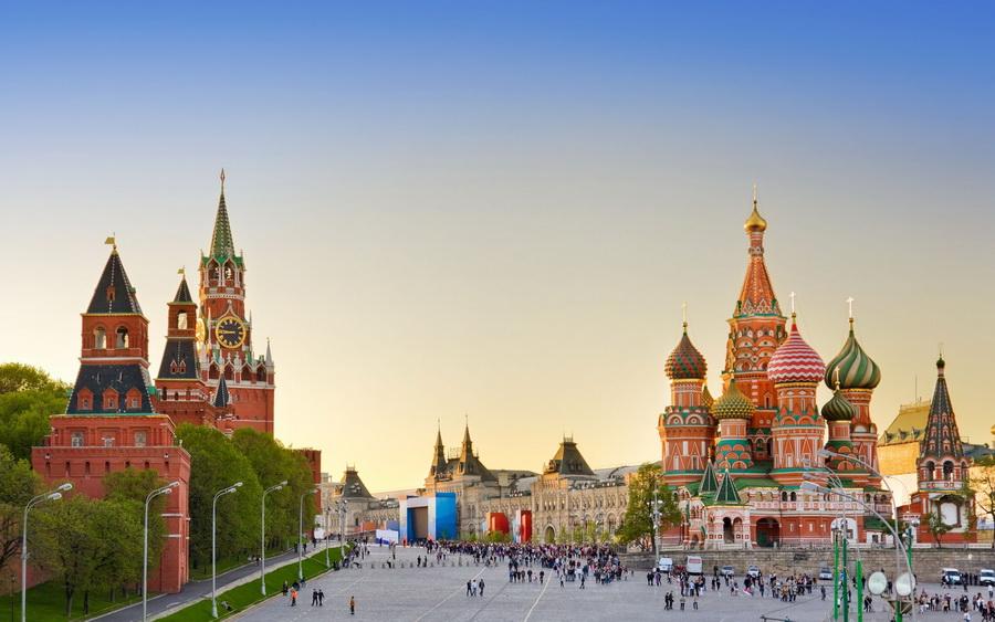 Du lịch Nga