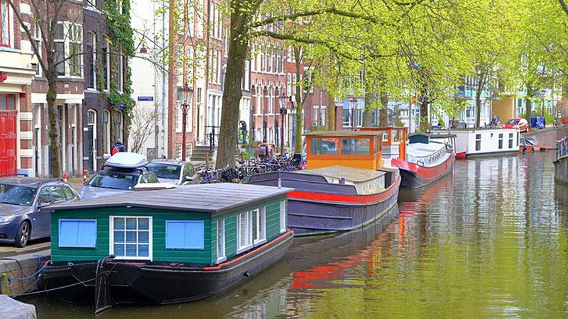 Những địa điểm nổi tiếng khi đi du lịch Hà Lan