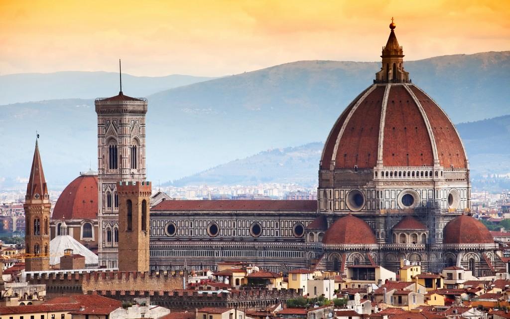 Du lịch Châu Âu - Nhà thờ Santa Maria del Fiore