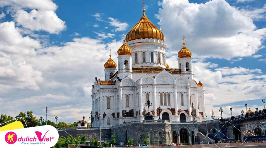 Tour du lịch Nga