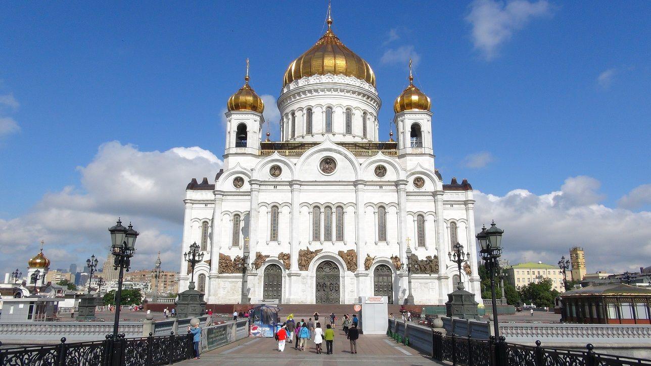 Du lịch Nga tham quan Nhà thờ Chúa cứu thế