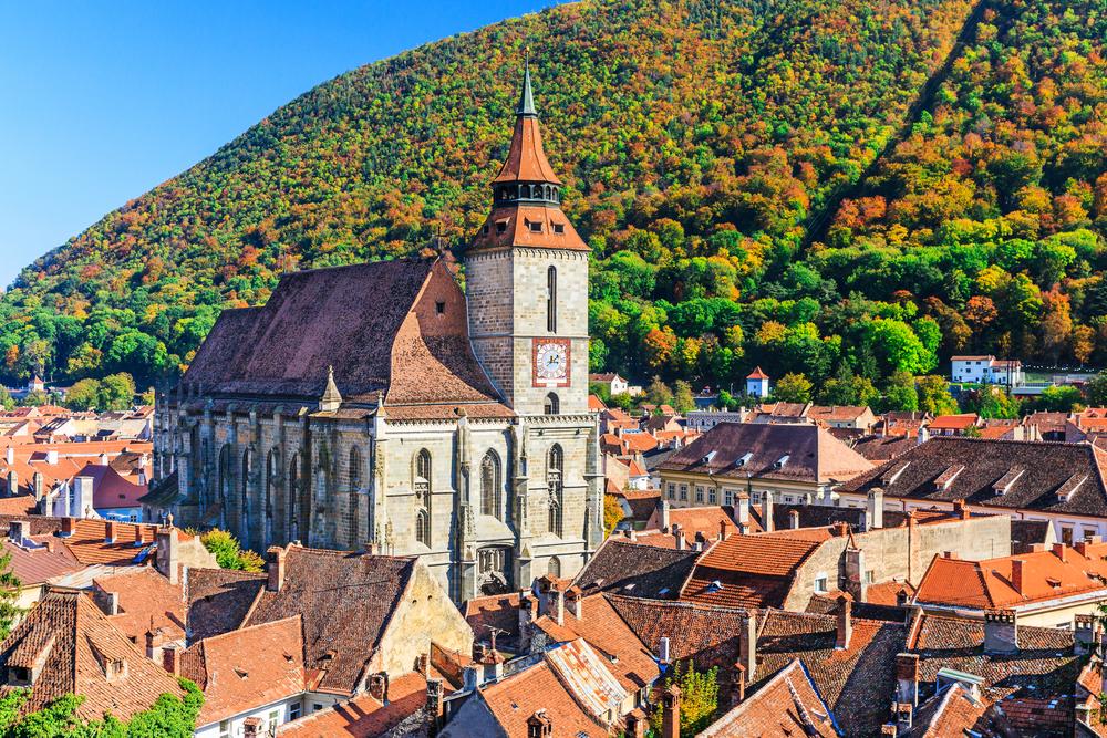 Du lịch Đông Âu - Nhà thờ Đen, Brasov