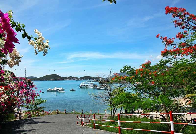 Nha Trang mùa thu