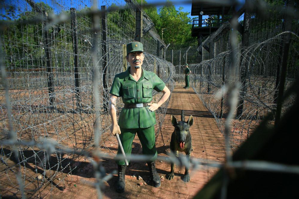 Khu di tích nhà tù Phú Quốc