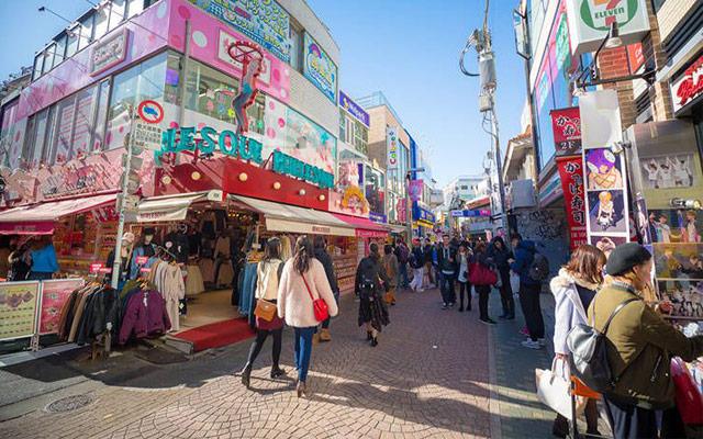 Những kinh nghiệm mua sắm cần biết khi đi du lịch Nhật Bản