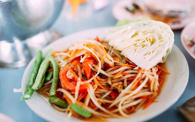 Những món ăn nào không thể bỏ qua trong chuyến du lịch Thái Lan