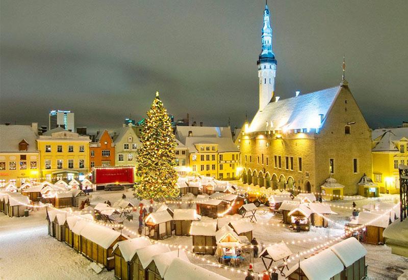 Những lý do bạn nên đi tour du lịch Châu âu mùa Giáng Sinh