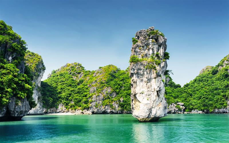 cảnh đẹp trên Vịnh Hạ Long