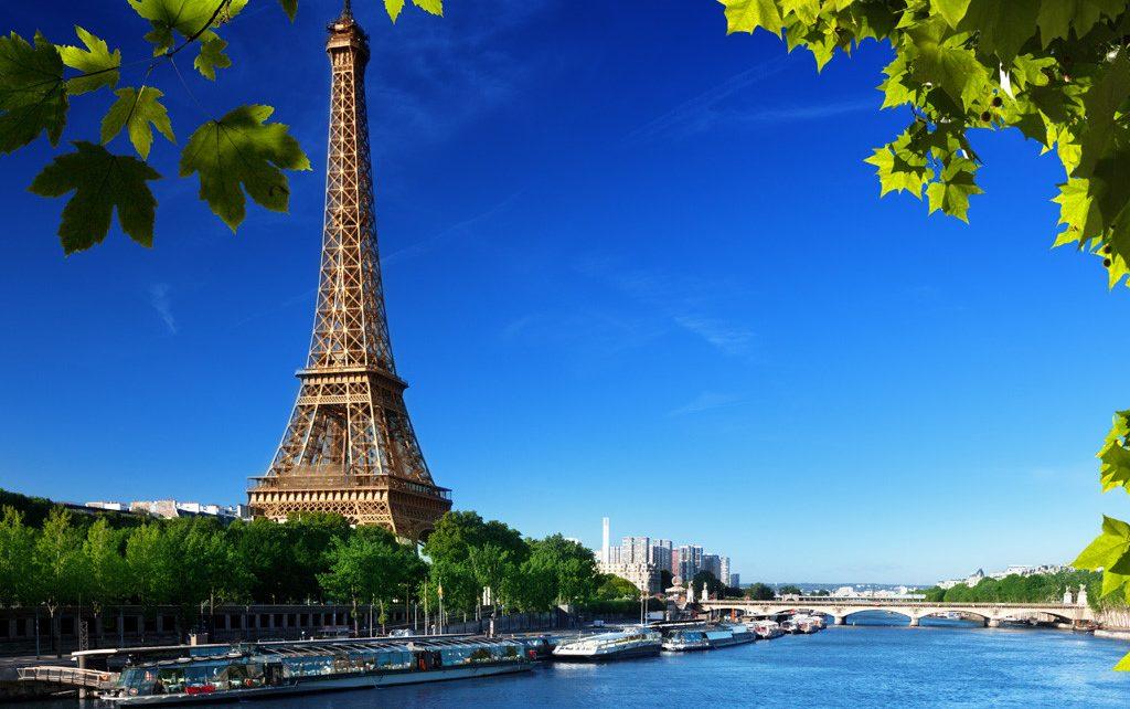 Du lịch Pháp - Đất nước đầy thơ mộng