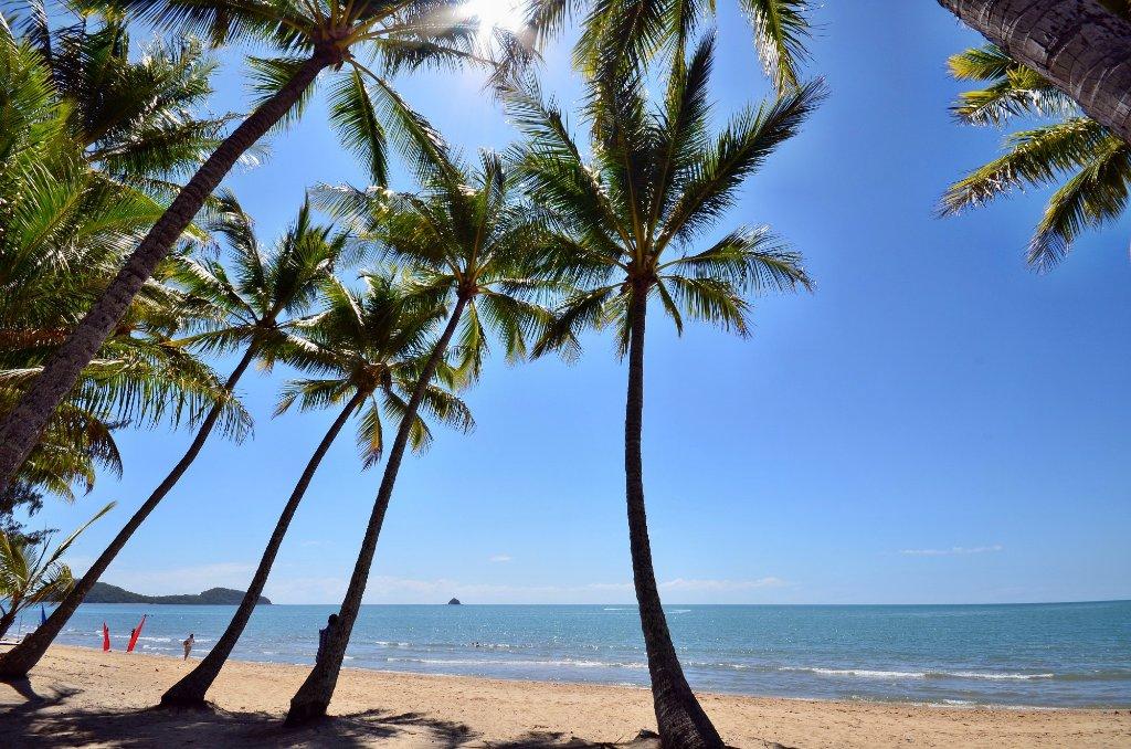 Bãi biển Palm Cove – Australia
