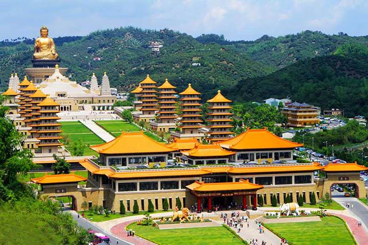 4 địa điểm lý tưởng khi đến Đài Loan