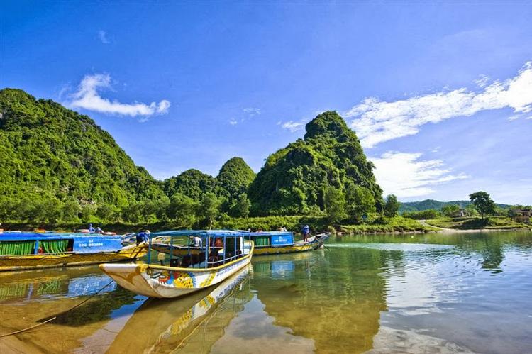 Du lịch Vườn quốc gia Phong Nha - Kẻ Bàng