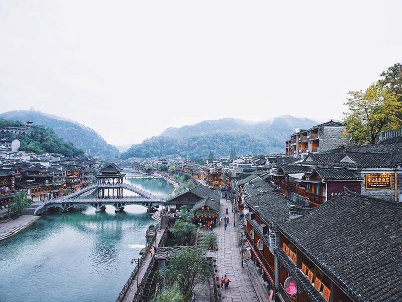 Phượng Hoàng Cổ Trấn - Điểm đến du lịch Trung Quốc siêu hot