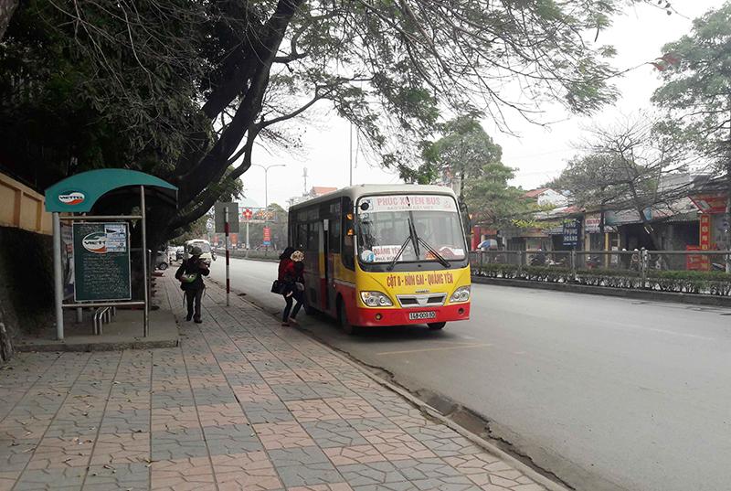 Phương tiện di chuyển trong thành phố Hạ Long