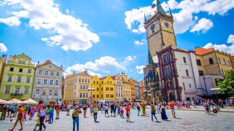 Quần thể lâu đài Prague, nơi lưu giữ những công trình vô giá