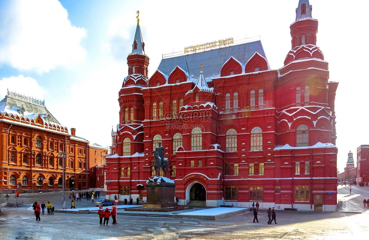 Du lịch Nga tham quan Quảng trường Đỏ