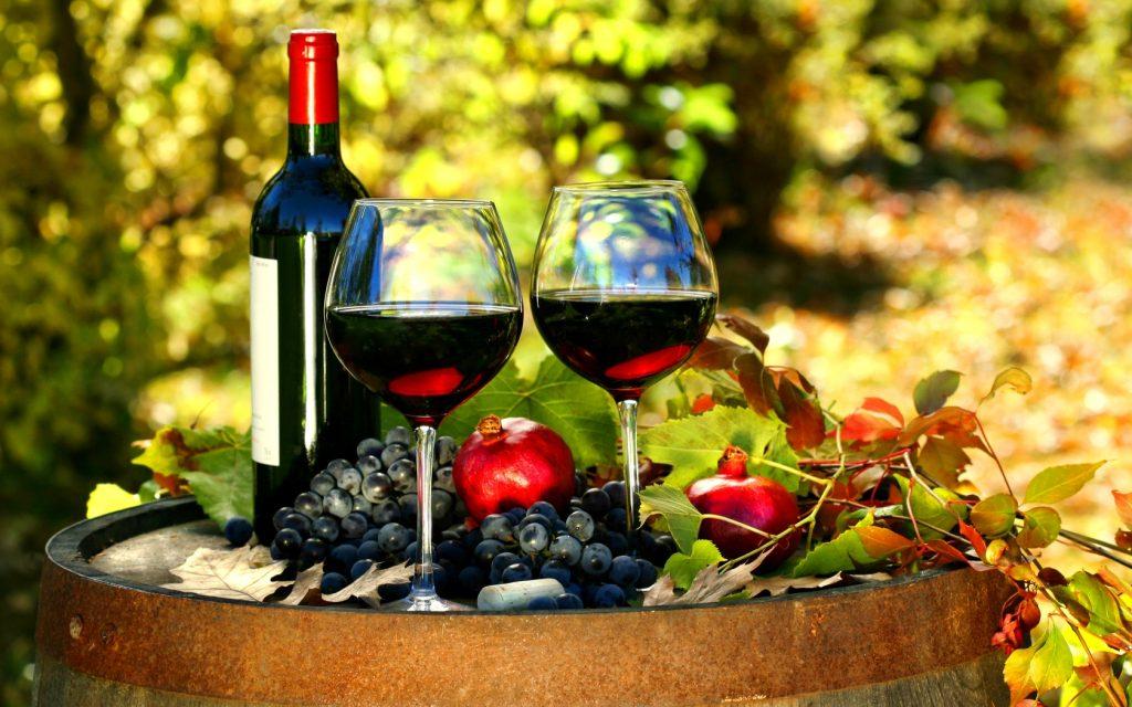 Rượu vang Pháp hương vị rất tuyệt vời