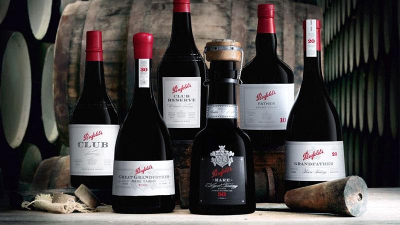 Rượu vang Úc làm đắm say thực khách