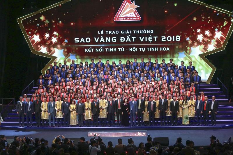 Sao Vàng Đất Việt 2018 - Sao Vàng Đất Việt - sao vang dat viet - sao vang dat viêt 2018