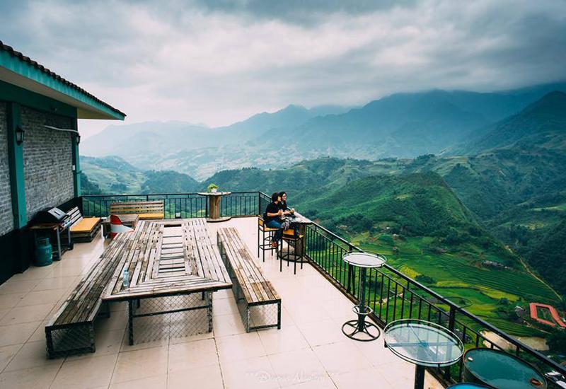 Những căn phòng homestay view đẹp ở Sapa