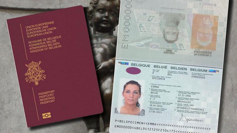 Sơ lược thủ tục cấp thị thực visa Bỉ